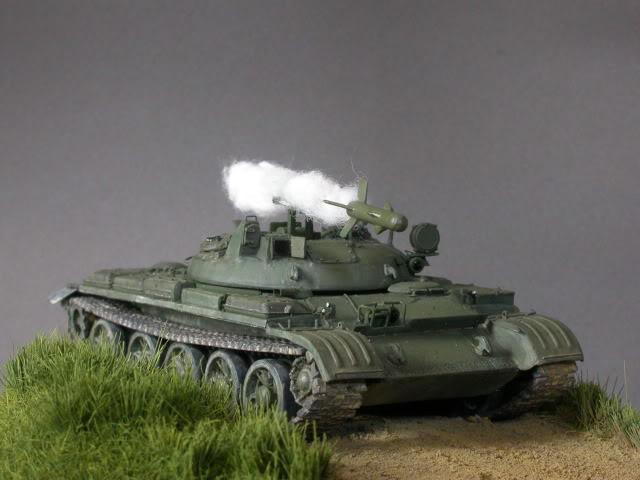 Model it 1 drakon dragon rocket tank