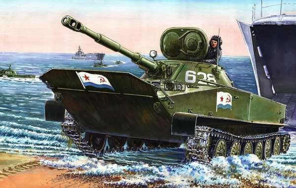 Usine d'Armement d'Eriagrad Pt76